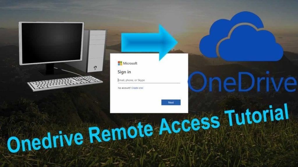 Onedrive Access Tutorial